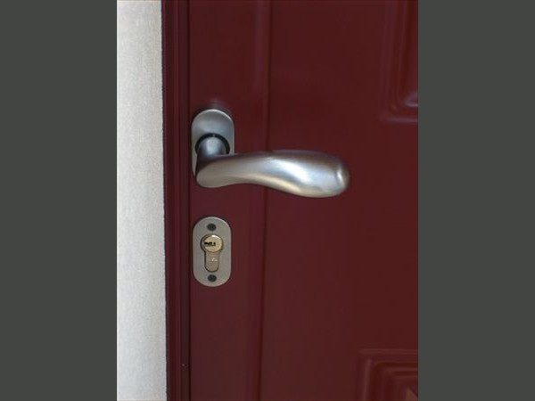 porte in alluminio per esterni